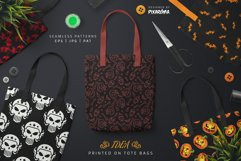 100 Seamless Patterns Vol.3 Halloween Product Image 6