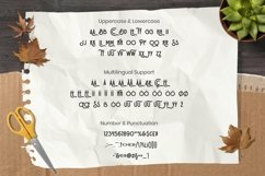 Web Font Claystore Font Product Image 3