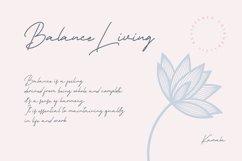 Kamala - Classy Signature Font Product Image 3