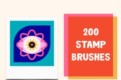 200 Simple Shapes Brushes For Procreate Product Image 4
