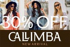 CALLIMBA - Luxury Serif Font Product Image 5