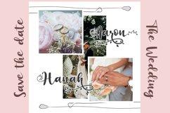 Botanical Flourish a Natural Handwritten Font Product Image 5