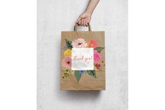 Vector illustration with flowers. Product Image 3