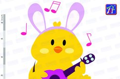 Easter chicks clip art - Easter clipart - Easter images Product Image 3