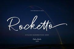 Rocketo Stylish Handwritten Product Image 1