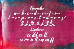 Bethany Kibang - Bold Script Font Product Image 14