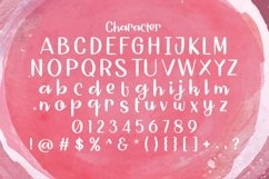 Web Font Setamu Product Image 4
