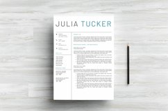 Professional & Creative Resume Template Product Image 2