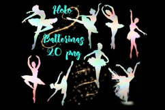 Holo Ballerinas - Hologram Silhouette Product Image 5