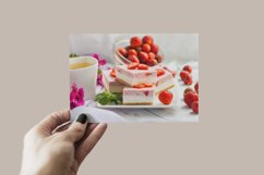 """A bundle of 6 high resolution food photo """"Delicate dessert"""" Product Image 3"""