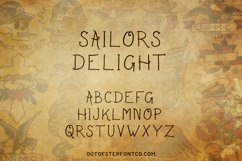 Tattoo Font Collection Product Image 6