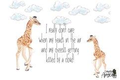 Giraffe - a tall skinny font Product Image 2