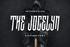 The Jocelyn Font Product Image 1