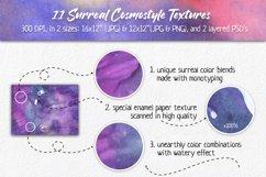 Watercolor Background Set, Sublimation Background Texture Product Image 2