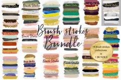 Brush strokes BUNDLE Product Image 1