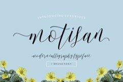 Motisan Script Product Image 1