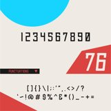 Chapter76 Sans Font Product Image 5