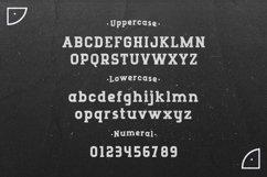 Runboy - Strong Slab Serif Font Product Image 4