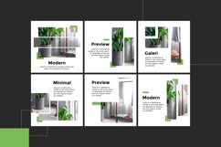 Minimalist Social Media Template vol 4 Product Image 2