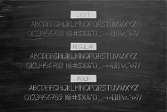 Monolism - A Thin All Caps Font Family Product Image 5