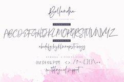 Bellandha Signature - Elegant Signature Font Product Image 11