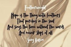 Web Font Willona - Quotable Handlettering Font Product Image 4