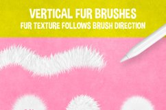 30 FAUX FUR BRUSHES FOR PROCREATE 5 Product Image 4
