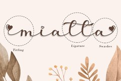 Miatta Product Image 8