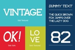 Web Font Forester Family Product Image 5