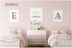 Kids Frames & Wall Mockup Pack - 6 Product Image 4