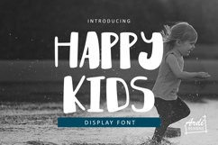 Happy Kids Font Product Image 1
