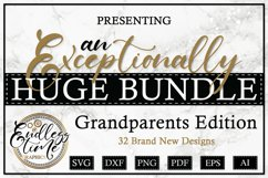 An Exceptionally Huge Bundle - Grandparents Edition Product Image 1