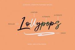 Alphasoil Signature Font Product Image 6