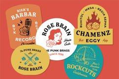 Rockabilly Badges Product Image 2