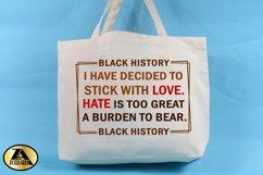 Black Lives Matter SVG Black History SVG Black Woman SVG Product Image 2