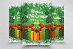 10 Christmas Celebration Flyers Bundle Product Image 5