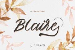 Blaire Font Product Image 1