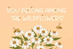 Honey and Bee Font Product Image 3