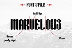 Black Krystal Font Product Image 3
