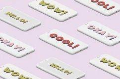 Baku - SVG color font Product Image 6