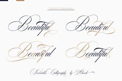 Desirable calligraphy Product Image 3