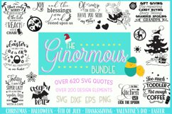 The Ginormous SVG Cut Files Bundle Product Image 1