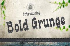 Bold Grunge Product Image 1