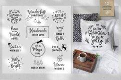 Magic Winter script font duo & logos Product Image 4