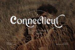 Connecticut Modern Vintage Typeface Product Image 1