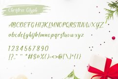 Christree - Handwritten Christmas Product Image 6