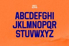 Goetz Typeface Product Image 5