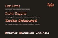 Kooka Font - Fun Groovy family Product Image 4