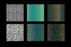 8 seamless paisley patterns Product Image 2