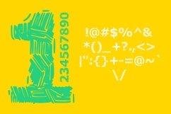 Web Font Organic Poster Font Product Image 2